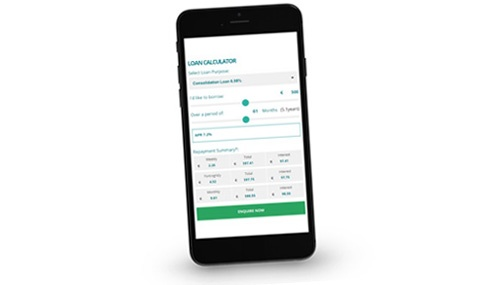 responsive website credit unions
