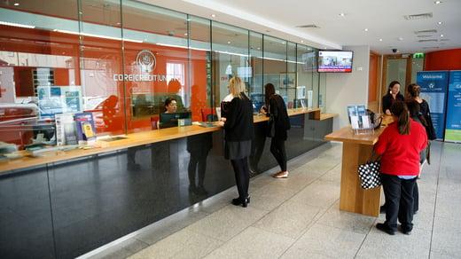 efficient credit union data